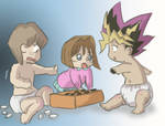 Babies yugioh series again