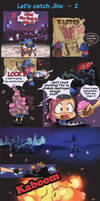 Let's catch jinx 2 by HolyElfGirl