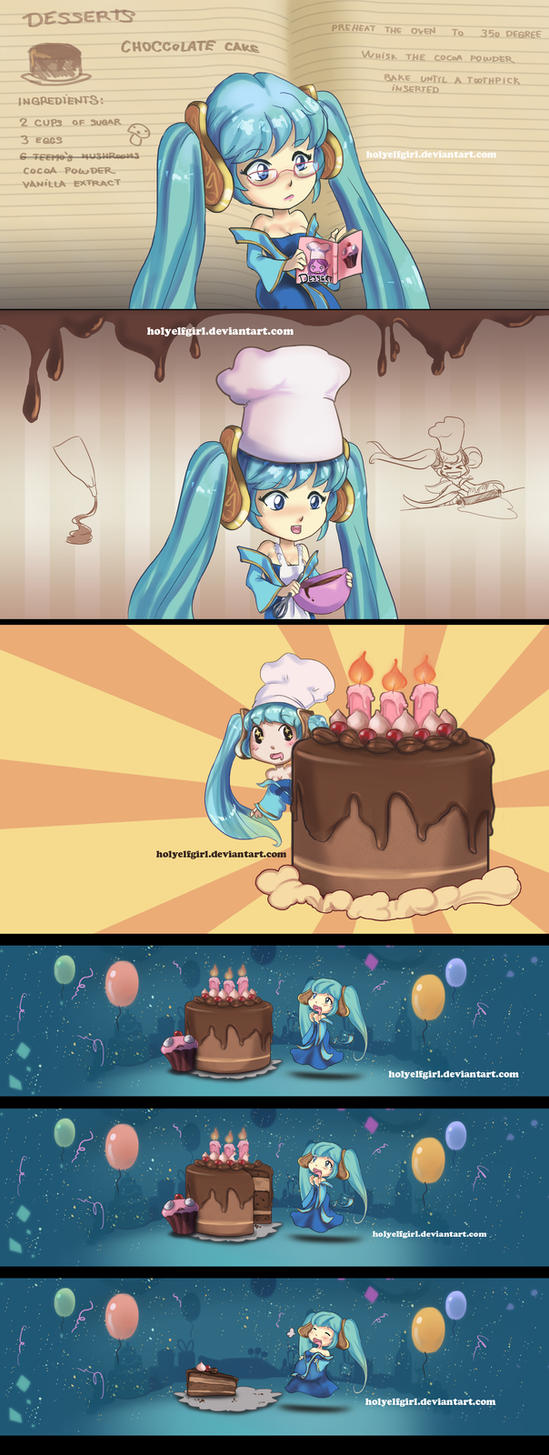 This Cake Is A Lie Burn It