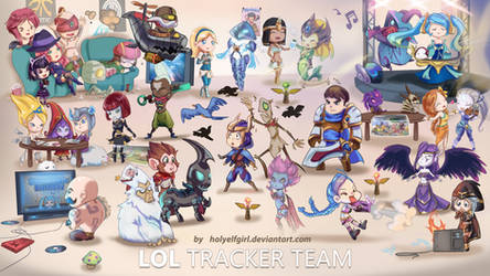 LoL Tracker team