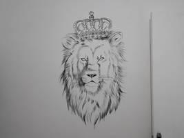 The Lion of Juda by Jai-artes