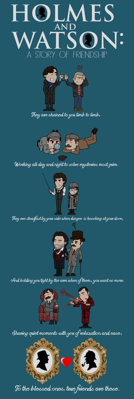 A Story of Friendship by BradyMajor