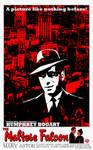 The Maltese Falcon 60s Inspired Movie Poster
