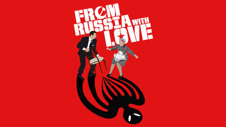 FROM RUSSIA WITH LOVE Desktop Wallpaper #1