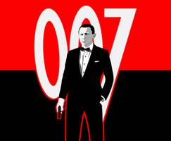 Daniel Craig James Bond Wallpaper