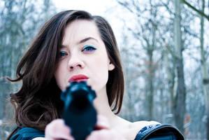 I'll kill you! by swistaczka