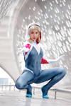 Spider-Gwen cosplay 37