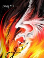 Phoenix by myrllok
