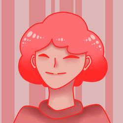 pink floof