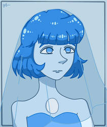 [ Blue Pearl ]