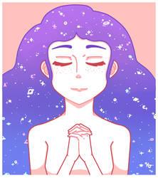 prayers, dreams, and galaxies