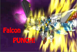 Captain falcon punch - photo#25
