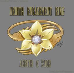 FF7: Engagement Ring by CinnaMonroe