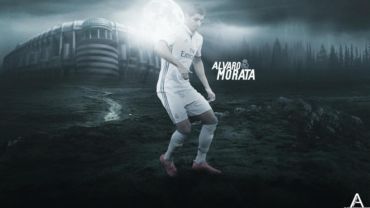 Alvaro Morata By Abdallhsaidking On DeviantArt