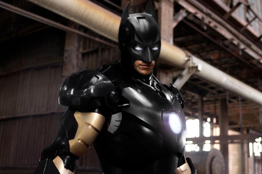 Железный человек / Iron Man.