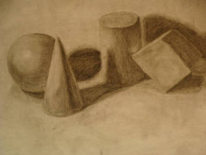 Study of 3-D Shapes
