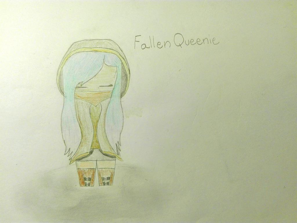 Minecraft fan art! by FallenQueenie