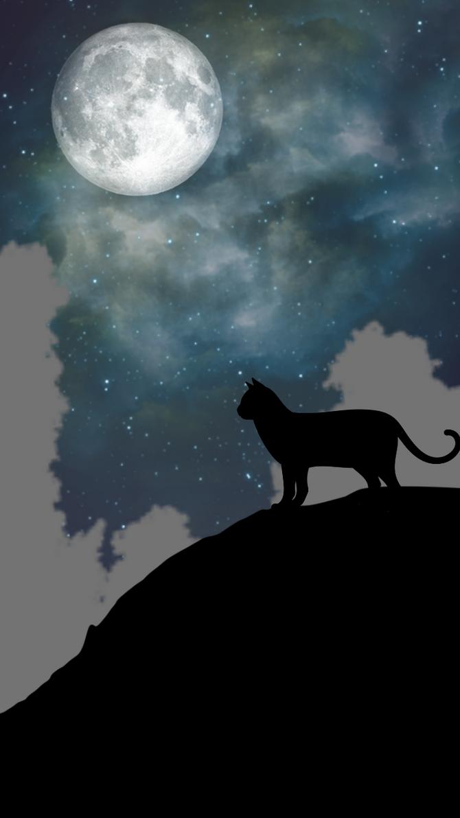 Fantasy night by FallenQueenie