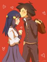 High School Romance by pcerise