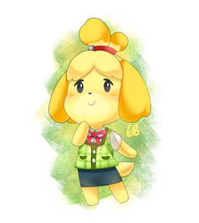 Smash Ultimate - Isabelle