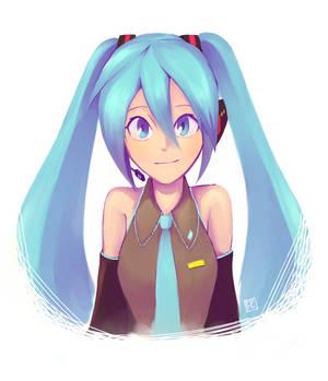 Request: Hatsune Miku