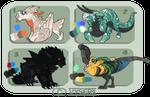 Monster Design Auction - CLOSED