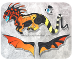 Faded Dragon Auction: CLOSED