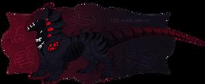 Demon Dragon Auction: CLOSED