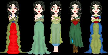 Evelynn  Envy by RavenclawChic