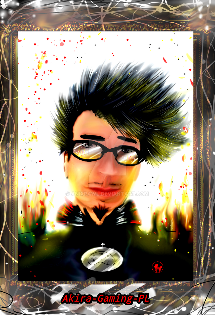 Wszystkiego najlepszego Akira :) by AnixPawl