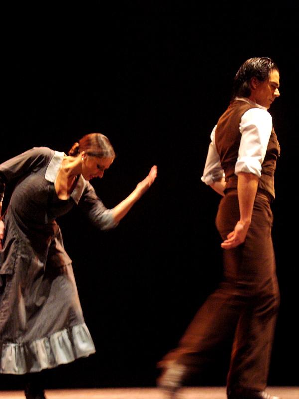 A moment of flamenco 1