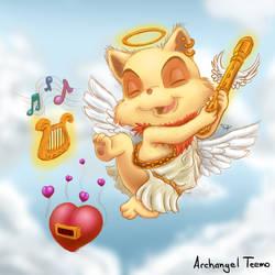 Archangel Teemo by vdragoneyen09