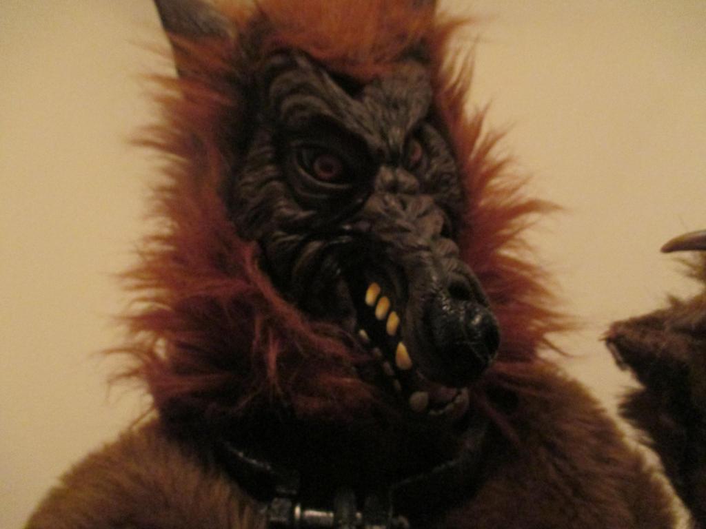 werewolf by TheWiseOldMonkey