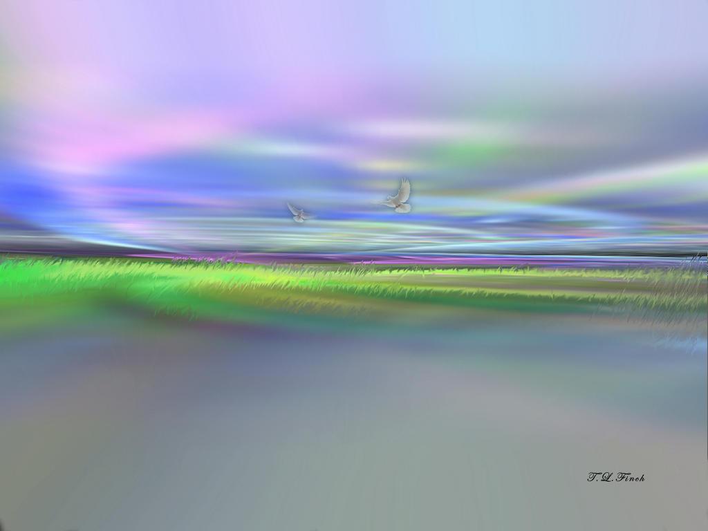 Breath of Freash Air by TLFinch