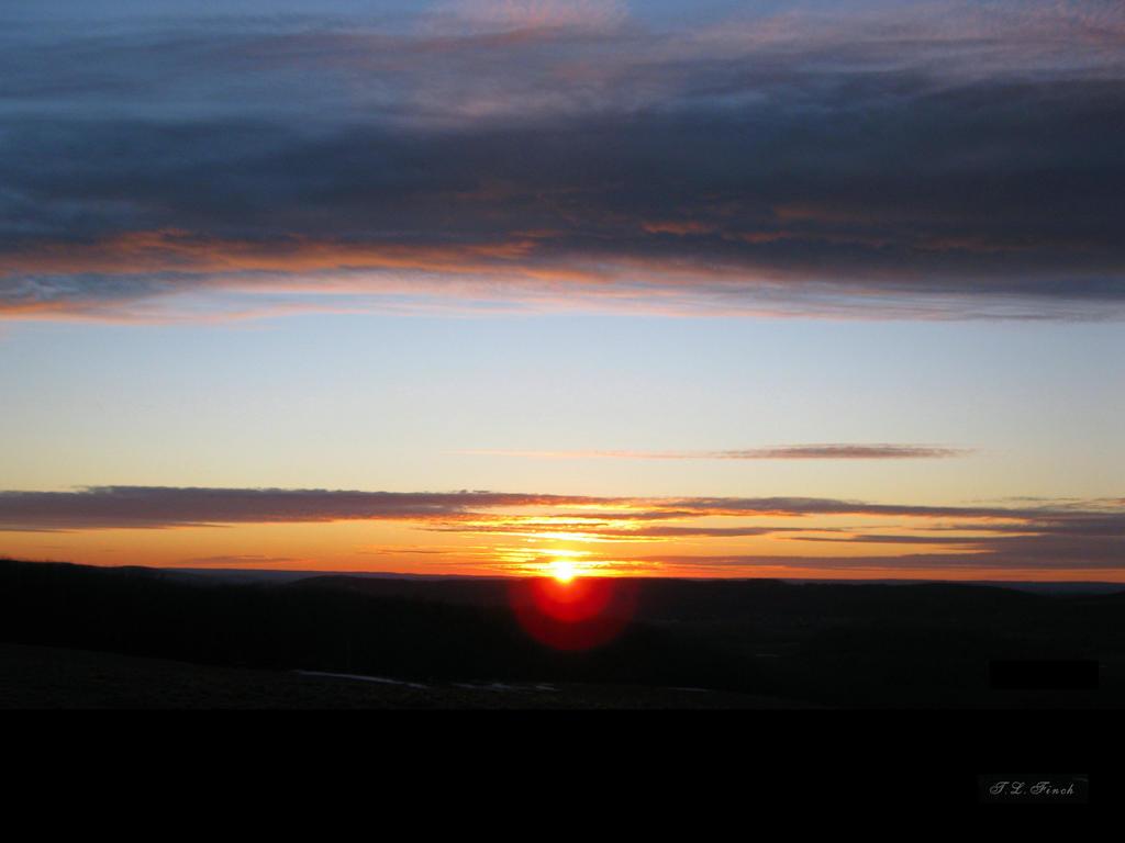 Last Rays Of Sun by TLFinch