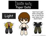 Light Paper Doll