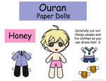 Honey Paper Doll