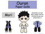 Mori Paper Doll