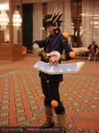 Yusei cosplay - complete