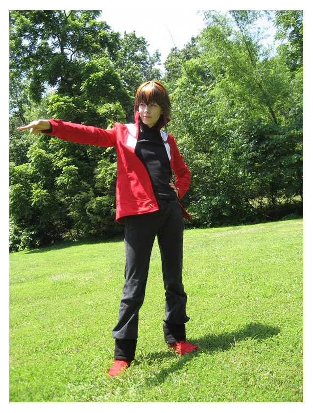 Season 4 Judai cosplay by Malindachan