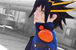 Yusei Fudo: Determination