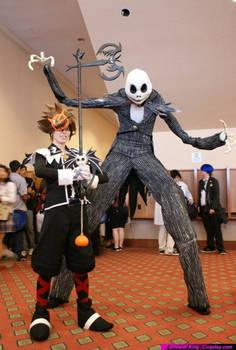 A-kon 2009: Jack and Sora