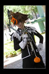 HT Sora: Pumpkin Head