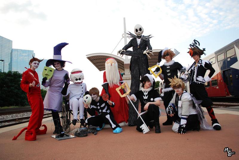 Animefest: NBC group by Malindachan