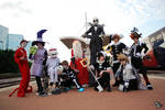 Animefest: NBC group