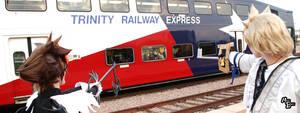 NBC: Trainside entertainment by Malindachan