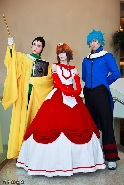 Animefest 2009: Fairy Tale GX by Malindachan