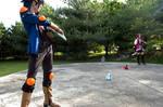 YuseiAki: Epic battle