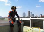 WRGP Yusei: Rooftop