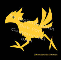 Chocobo Vector